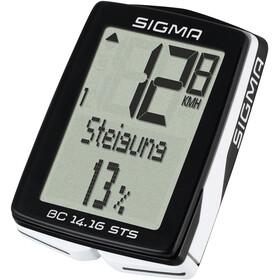 SIGMA SPORT BC 14.16 STS CAD Licznik rowerowy bezprzewodowy